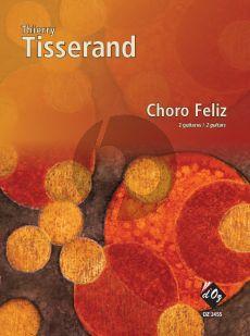 Tisserand Choro Feliz 2 Guitars