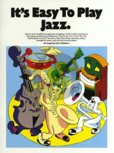 It's Easy to Play Jazz Vol.1 Piano