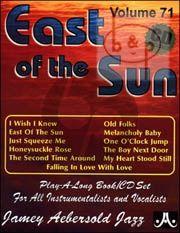 Jazz Improvisation Vol.71 East of the Sun