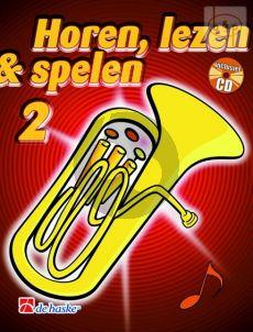 Horen, Lezen & Spelen Vol.2 Methode Bariton/Euphonium