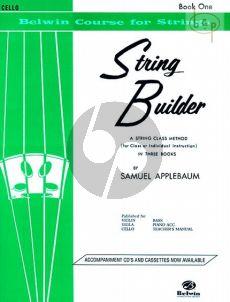 String Builder Vol. 1 for Cello