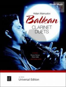 Balkan Clarinet Duets