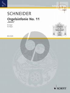 Orgelsinfonie No.11 Advent
