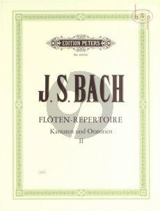 Floten-Repertoire Kantaten-Oratorien Vol.2