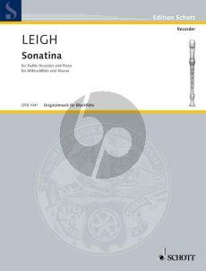 Leigh Sonatina treble rec.-piano