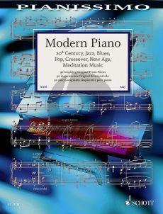 Modern Piano. 20th Century, Jazz, Blues, Pop, Crossover, New Age, Meditation Music 90 Inspiring Original Piano Pieces (Hans-Günther Heumann und Rainer Mohrs)