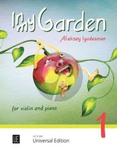Igudesman In My Garden 1 for Violin and Piano