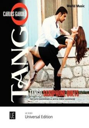 Gardel Tango Saxophone Duets for 2 Saxophones (AA/AT) (arr. Diego Collati)