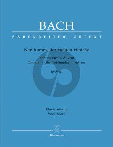 Kantate BWV 61