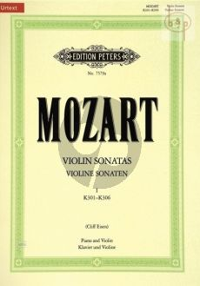 Sonaten Vol.1 (KV 301 - 306)