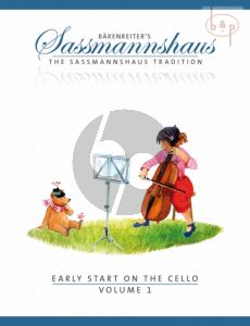 Early Start on the Cello Vol.1