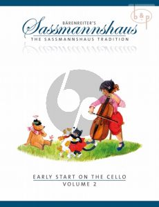 Early Start on the Cello Vol.2