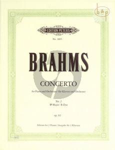 Concerto No.2 B-flat major Op.83