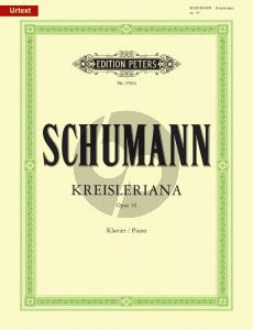 Schumann Kreisleriana Opus16 Klavier (Hans Joachim Köhler)