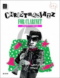 Christmas Jazz for Clarinet for Young Players