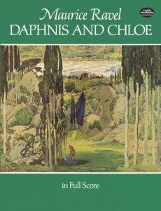 Ravel Daphnis and Chloe (Complete) Full Score (Dover)