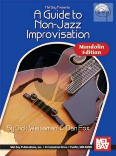 A Guide to Non-Jazz Improvisation for Mandolin