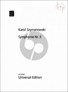 """Symphony No.3 Op.27 """"Das Lied von der Nacht"""""""
