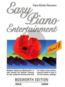 Easy Piano Entertainment Vol. 1 (transcr. Hans-Gunter Heumann)