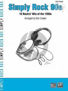 Simply Rock 90s (16 Rockin' Hits of the 1990s)