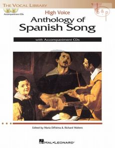 Anthology of Spanish Song (High Voice)