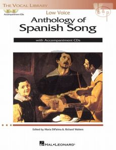 Anthology of Spanish Song (Low Voice)