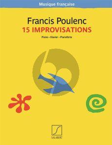 Poulenc 15 Improvisations