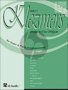 Klezmers (Violin-Piano)