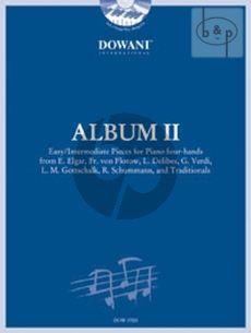 Album 2 voor Piano Vierhandig (Bk- 2 CD's)