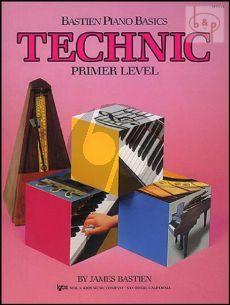 Piano Basics Technic Primer Level