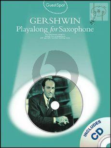 Guest Spot Gershwin Playalong