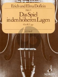 Geigen-Schulwerk Vol.5