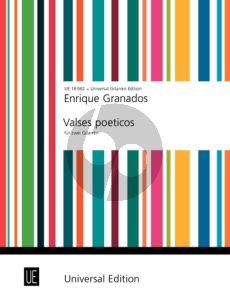 Granados Valses poeticos 2 Gitarren (transcr. Heinz Wallisch)