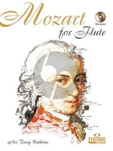 Mozart for Flute (Bk-Cd) (Bk-Cd) (Terry Cathrine)