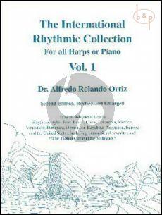 International Rhythmic Collection Vol.1 for all Harps