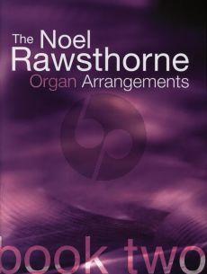 Album Organ Arrangemens by Noel Rawsthorne Vol.2 Organ