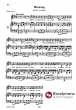 Mozart Lieder Auswahl Tiefe Stimme (Max Friedlaender)