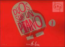 Duos sur un Piano Vol.1