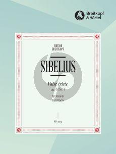 Sibelius Valse Triste Op. 44 No. 1 Flute and Piano (Friedrich Hermann)