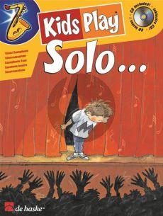 Goedhart Kids Play Solo for Tenor Saxophone (Bk-Cd) (very easy to easy)