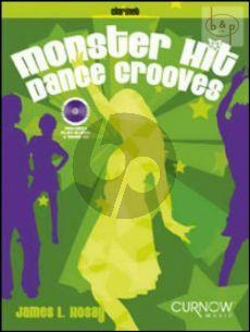Monster Hit Dance Grooves (Clarinet)