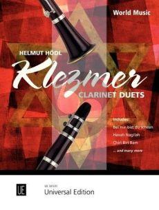 Hodl Klezmer Clarinet Duets
