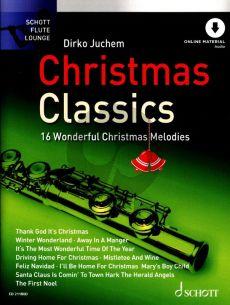 Christmas Classics Flute and Piano