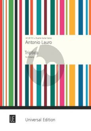 Lauro Triptico Guitar (edited by John W.Duarte)