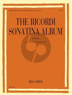 The Ricordi Sonatina Album for Piano