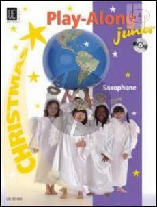 Play-Along Junior Christmas (Sax.)