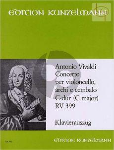 Concerto C-major RV 399