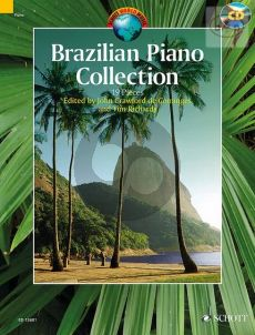 Brazilian Piano Collection (19 Pieces) (edited by John Crawford de Cominges and Tim Richards) (Bk-Cd)