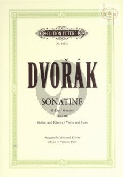 Sonatine G-dur Op.100 Viola - Klavier