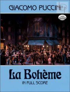 La Boheme (Opera in 4 Acts)